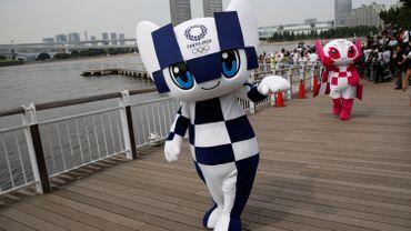 Miraitowa et Someity, Tokyo baptise ses mascottes futuristes