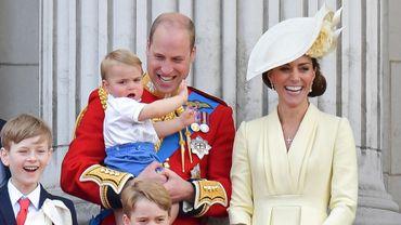 Quand la famille royale britannique recycle de vieux vêtements