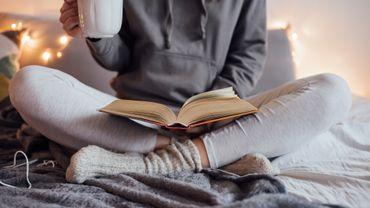 Lire quotidiennement, c'est bon pour la santé