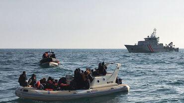 Le nombre de migrants qui ont essayé de traverser la Manche a doublé cette année.