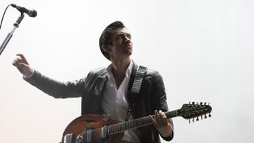 Arctic Monkeys annoncés à Rock Werchter en 2018