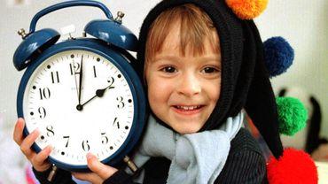 Ce week-end, n'oubliez pas de reculer d'une heure vos horloges, montres et réveils.