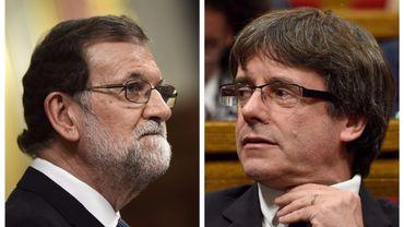 Mariano Rajoy annonce continuer la procédure de suspension de l'autonomie de la Catalogne