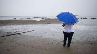 La tempête Franklin est arrivée mardi dans les eaux du Golfe du Mexique.