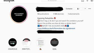 Le compte a été lancé début mai, par trois femmes.