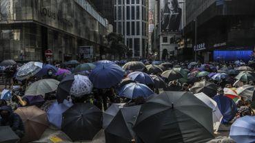 L'ULIège et la KUL rappellent leurs étudiants présents à Hong Kong en raison des tensions sur place.
