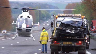 2 Accidents d'ampleur sur l'E42 Mons-Liège