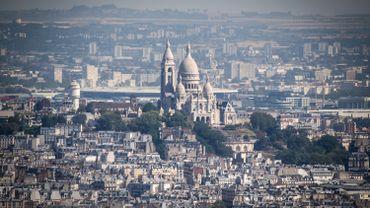 Photographie de Paris prise en août 2018.