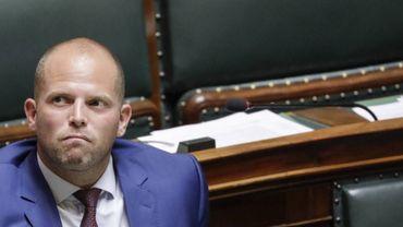La loi de réforme de l'asile présentée par Théo Francken sera discutée aujourd'hui en séance plénière à la Chambre.