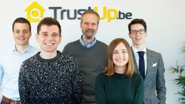TrustUp.be, un nouvel entremetteur sur le marché