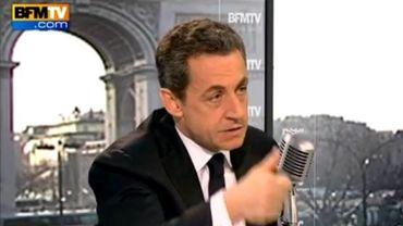 Nicolas Sarkozy invité de BFMTV, ce jeudi matin