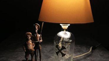 Quand le Luminaire prend de la bouteille....