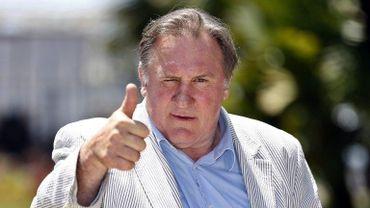 """Gérard Depardieu incarne un politicien inspiré de DSK dans """"Welcome to New York"""""""