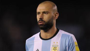 Après 5 finales perdues, Mascherano quittera la sélection argentine après le Mondial