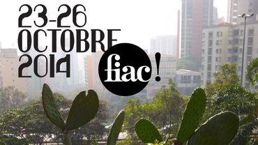 La Fiac se tiendra du 23 au 26 octobre