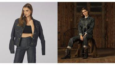 LEE® lance REISSUE, une réinterprétation de ses premiers jeans féminins.