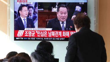 Une rencontre entre Corée du Nord et Corée du Sud s'est tenue dans la nuit de lundi à mardi. Un moment important dans le conflit entre les deux pays.