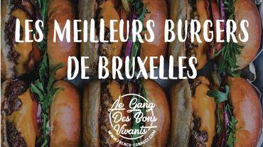 French Connect :découvrez les meilleurs burgers de Bruxelles !