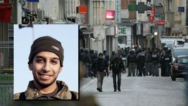 L'opération policière ciblait le djihadiste Abdelhamid Abaaoud.