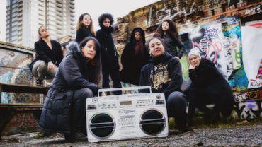 """La troisième édition du festival """"La Belle Hip Hop"""" dédiée aux femmes du 8 au 15 mars"""