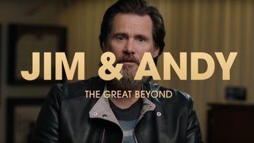 """Quoi de neuf sur Netflix ? """"Jim & Andy"""""""