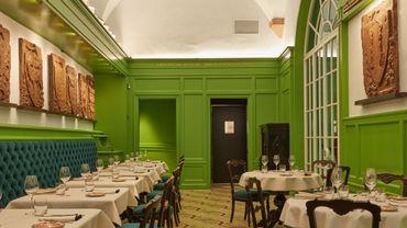 La maison de haute couture Gucci ouvre un restaurant