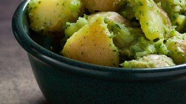 Recette de Candice : La meilleure salade de pommes de terre