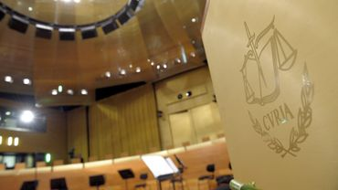 La Cour européenne de Justice à Luxembourg