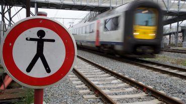 Circulation des trains interrompue entre Ottignies et Bruxelles-Luxembourg