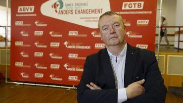 La FGTB tire la sonnette d'alarme sur le blocage des salaires