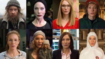 """""""Manifesto"""", avec Cate Blanchett dans la peau de treize personnages, sera présenté au festival de Sundance"""