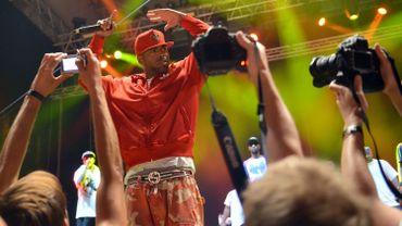 Method Man, l'un des membres du Wu-Tang Clan