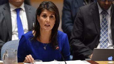 """Washington va prendre de nouvelles """"sanctions russes"""" en lien avec la Syrie"""