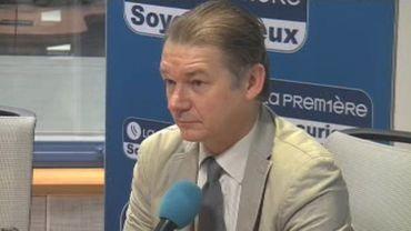 Philippe Lamberts, eurodéputé Ecolo