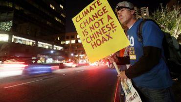 """""""forum pour soutenir et renforcer les programmes existant contre le changement climatique."""
