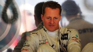 """Michael Schumacher hospitalisé à Paris """"dans le plus grand secret"""""""