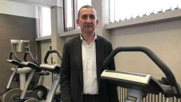 Le professeur Didier Maquet