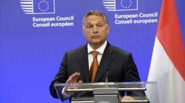 Le Premier ministre hongrois Viktor Orban, à Bruxelles le 3 septembre 2015