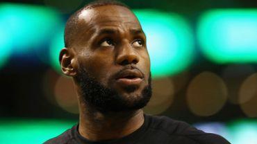 LeBron James snobé pour le titre de meilleur joueur NBA