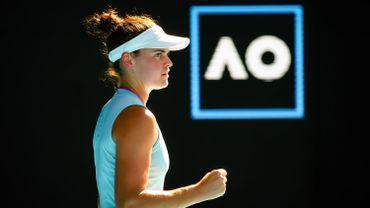 Jennifer Brady jouera la finale de l'Australian Open