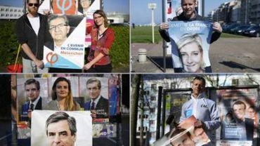 Une délégation de DéFI prend part au dernier meeting électoral d'Emmanuel Macron à Paris