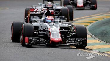 Première incroyable pour Romain Grosjean et Haas !