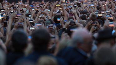Festival interdit aux smartphones