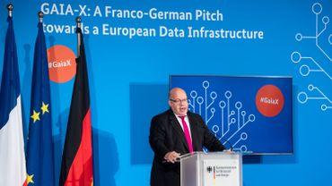 """La Belgique se dote d'un """"hub"""" pour le projet européen Gaia-X"""