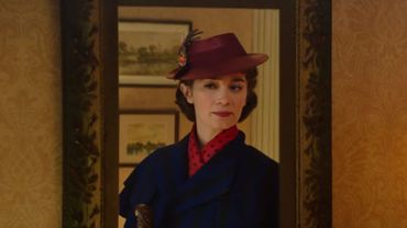 Emily Blunt est Mary Poppins