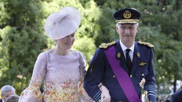 Visite d'État en Corée du Sud: le roi Philippe et la reine Mathilde en Corée du Sud pour une visite d'État de 4 jours