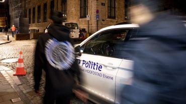 Coronavirus: la police de Bruxelles Capitale-Ixelles a dressé 102 PV samedi