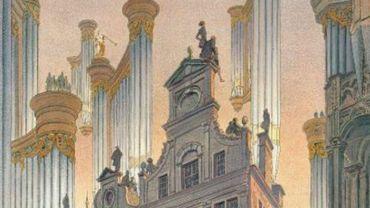 """Le festival """"This is not a Pipe... Organ Festival"""" se tiendra du 3 au 6 février à Bruxelles"""