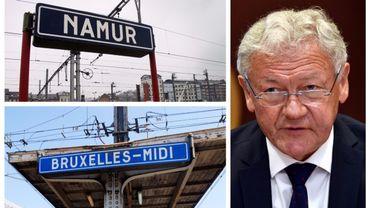 """Adapter la grève suite à la fermeture d'Herrmann-Debroux? """"Une façon d'avoir une image positive auprès des navetteurs"""""""