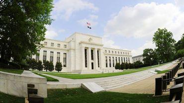 Le siège de la Réserve fédérale américaine à Washington.